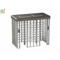 Quality Double Lane Full Height Turnstiles Prevent Illegal Access Control Turnstar Gate for sale