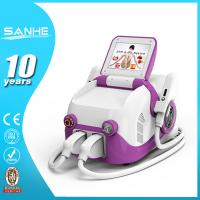 Fast treatment portable IPL SHR 808nm diode laser permanent hair removal Manufactures