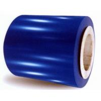 50 - 150g / m2 Color Coated Steel Coil 50 - 150g / m2 GB , JIS , TSGLCC , 0.3 - 0.8mm Manufactures
