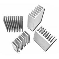6063 6061 6005 Heatsink Extruded Aluminium Profile With CNC Machining Manufactures