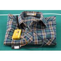Buy cheap The T-Shirt Neck  With Monitoring System For Back Marked Cards from wholesalers