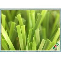 Field Green / Apple Green Good Drainage Pet Artificial Grass Soft Touch Fire Resistance Manufactures