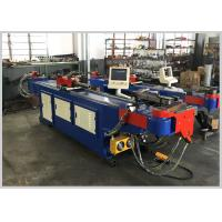 Exhaust Pipe CNC Pipe Bending Machine Full Automatic Low Power Construction Manufactures