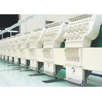 Flat Embroidery Machine(22 Heads) Manufactures