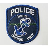 Custom Embroidery Patch/embroidery patches with Sewing Boarder and Iron on Manufactures