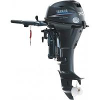 4 Stroke 20HP 14.7KW Short Shaft Yamaha Outboard Motors F20BMHS Manufactures