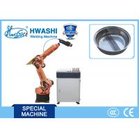 HWASHI Six Axis Laser Welding Robot Arm Manufactures