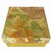 Gift Box, Made of Art Paper and Cardboard, Available in Various Sizes Manufactures