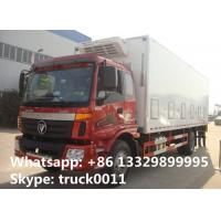 Quality China leading manufacturer and supplier of day old chick truck, China-made baby chick transported truck with reefer for sale