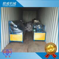 PVC Coated Chain Link Mesh Machine 380V Voltage For breeding chickens zoo fence Manufactures
