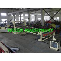 China Erosion-proof Plastic PVC Sheet Extrusion Line For PVC Flooring Sheet on sale