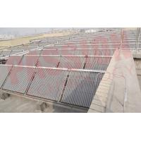 Centralized Solar Water Heating System Pressurized Heat Pipe Solar Power Collector Manufactures