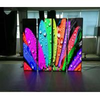 promotion price P2 mirror LED display screen with super slim cabinet for shop window advertising Manufactures