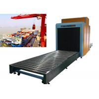 Buy cheap X Ray Cargo Scanner Parcel Check Equipment with Conveyor Speed 0.22m/s from wholesalers
