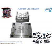 Plastic Injection Molds Auto Trim Molding Durable Hot Runner Standard Size Manufactures