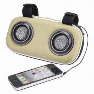 Mini portable speaker bag, 275Hz to 20kHz frequency range Manufactures