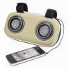 Buy cheap Mini portable speaker bag, 275Hz to 20kHz frequency range from wholesalers