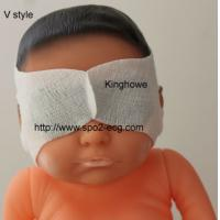 Newborn Baby Eye Mask V Style 800um Wavelength OEM ODM Service Manufactures