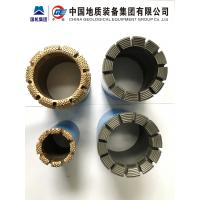 Impregnated Diamond Bit, IMP Bit for Geological Drilling/ Wireline Core Drilling DCDMA  BC NC NC3 HC HC3 PC3 Manufactures