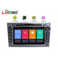 Capacitive Screen Opel Car Radio Player With BT Car Dvd Gps IPOB USB SWC Manufactures