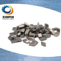 China Super Hard Tungsten Carbide Saw Tips Like A Diamond For Wood Processing Saw Blades on sale