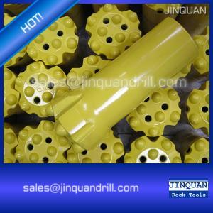 China R32 thread button drill bits 48mm, 51mm, 57mm, 64mm, 70mm, 76mm ballistic button bits on sale
