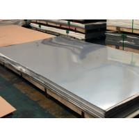Household Food Grade Stainless Steel Sheet , 2500 3000 6000mm Length 304 SS Plate Manufactures