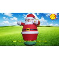 PVC Holiday Inflatables Phthalate Free , Fire Retardant Holiday Decorations Manufactures