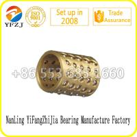 Quality Many sizes oilless bush supply Ball Cage Retainer,Ball Bearing Cage,Ball for sale