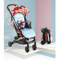 Crossover Infant And Toddler Stroller , Air / EVA Tube Newborn Baby Stroller Manufactures