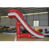 Water-proof Commercial Inflatable Water slide Toy For Children CE EN71 UL