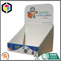 Walmart Wholesale Custom Color Print Strong Corrugated Display PDQ Box Manufactures