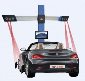 Car Correct Machine 3excel Wheel Aligner , 3D Camera Space Four Wheel Alignment Manufactures