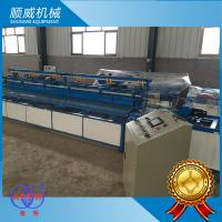 380V Voltage Chain Link Wire Machine For Playground And Gardens Fencing Manufactures