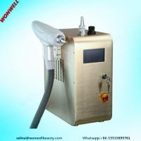 Buy cheap 2016 newest1032nm 1064 nm 532nm nd yag laser tattoo removal machine from wholesalers