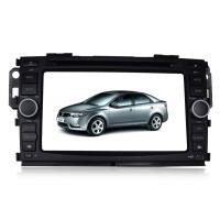 Kia Forte Car GPS Navigation System 7 Inch Graphical User Interface RDS Manufactures