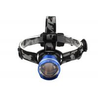 China 1000lm 10w High Power Headlamp 18650 Battery Aluminum Housing For Camping on sale