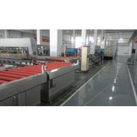 Vertical Glass Automatic Drilling Machine High Precision For Household Electrical Appliances Glass Manufactures