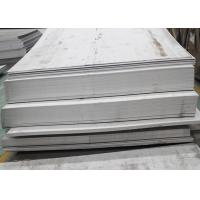 Hot Rolled 310s Stainless Steel Plate JIS G4305 With Slit Edge And Mill Edge Manufactures