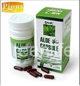 100% Natural Aloe Slimming Capsule Manufactures
