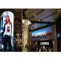 China Fashion Show Indoor Led Display Board Full Color With Width Viewing Angle on sale
