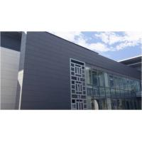 Anti - Freeze Terracotta Facade Panels With Wind And Weather Resistance Building Materials