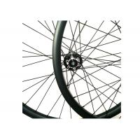 Quality T700 / T800 Eccentric Carbon MTB Wheels 33MM*30MM With Triangle Design for sale