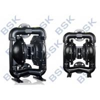 No Leakage Air Driven Double Diaphragm Pump For Petro Oil And Gas Industry Manufactures