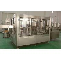 China 3000 - 2000 BPH Drinking Water Filling Machine 3 In 1 Washing Filling And Capping Machine on sale