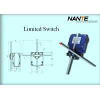 Blue Electric Wire Rope Hoist Steel Holding Limited Switch Used In Hoist And Complex Crane System Manufactures