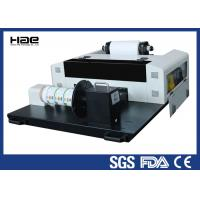 China Automatic Digital Color Label Printer With Dx5 Print Head , High Speed on sale