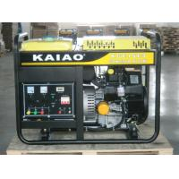China KGE15E3 16kva Gasoline Power Generator Three Phase With Digital Control Panel on sale