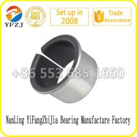 Flanged Sleeve Bushing , Oil Impregnated Bronze Bushings,DU bushings Manufactures