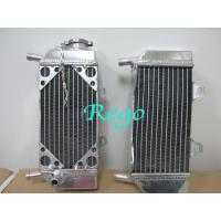 Custom Aluminum Motorcycle Radiator Replacement For 2004 - 2007 HONDA CRF250R/X Manufactures